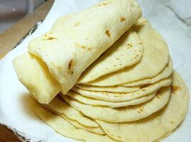 tortillas de harina suavecitas