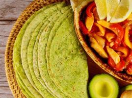 Tortillas-calorias