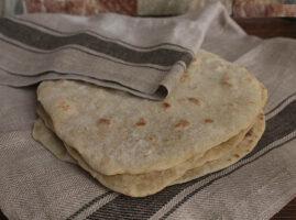 receta para hacer tortillas de harina