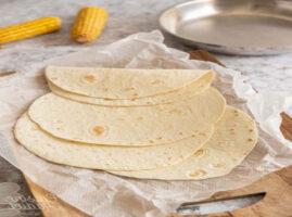 materia prima para hacer tortillas de maíz
