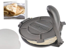 prensa para hacer tortillas